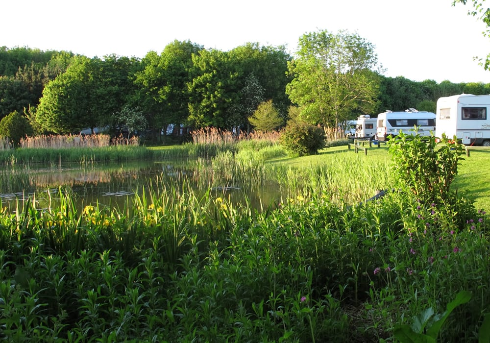 Hereford Camping And Caravanning Herefordshire