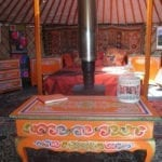 Mongolian Yurt Hereford
