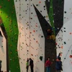 Green Spider Indoor Climbing Hereford