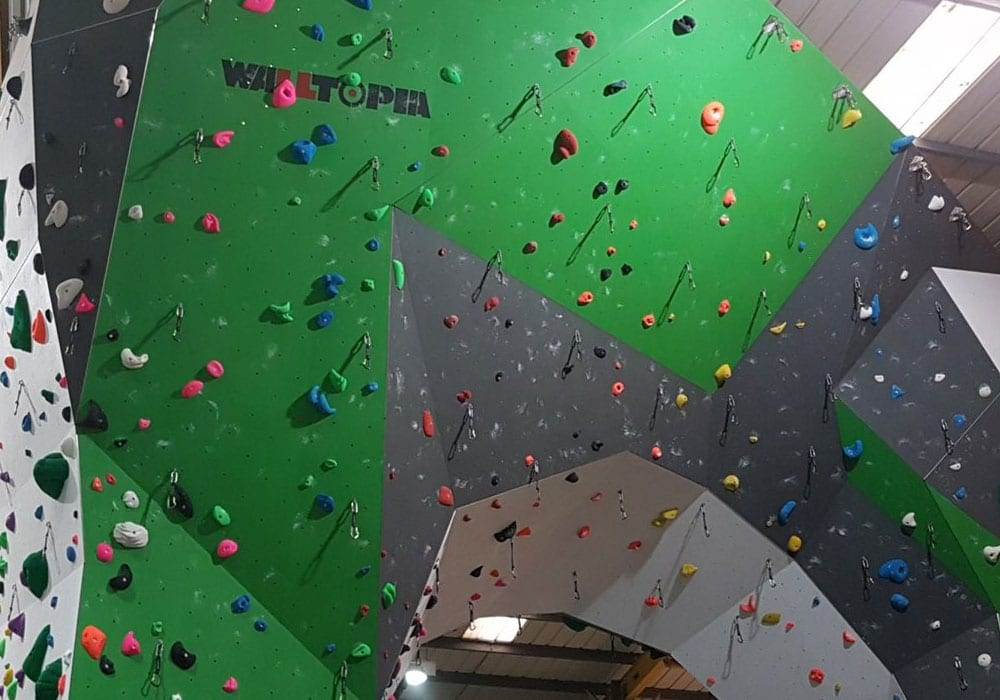 Green Spider Indoor Climbing