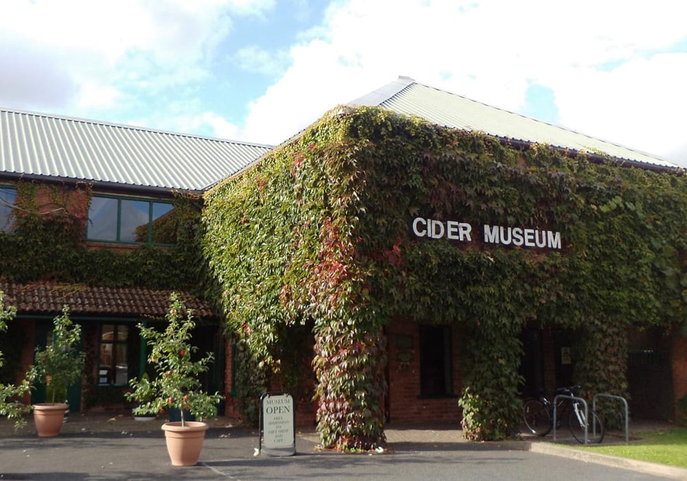 Things To Do Herefordshire Cider Museum