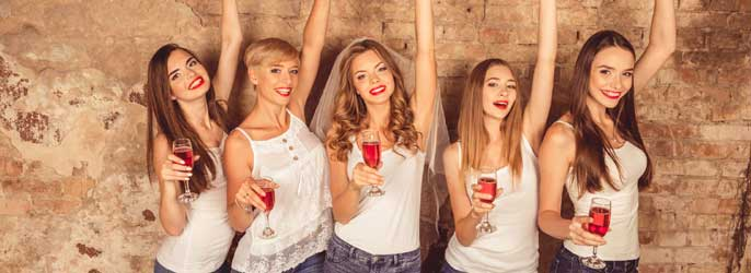 Hen And Stag Party In Herefordshire