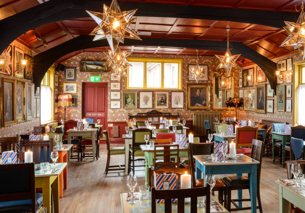 Brunch In Herefordshire Cosy Club