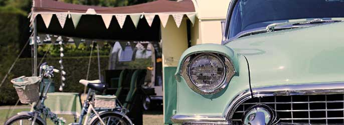 Caravanning And Camping Herefordshire