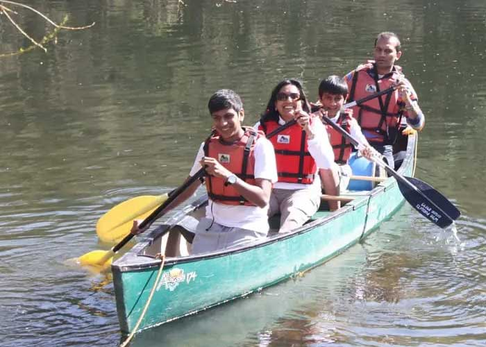 Wp Canoeing And Kayaking In Herefordshire