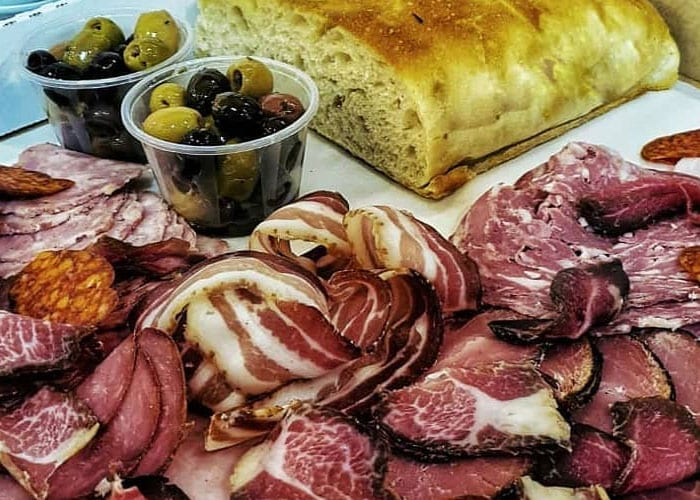 Charcuterie In The Butter Market Local Produce