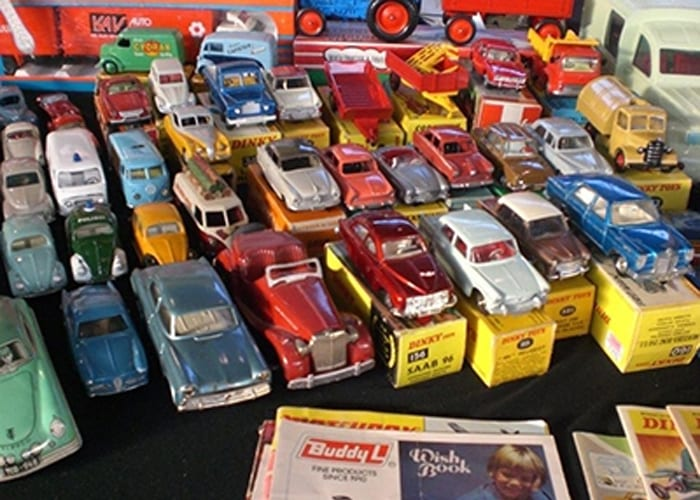Toy & Train Collectors Fairs