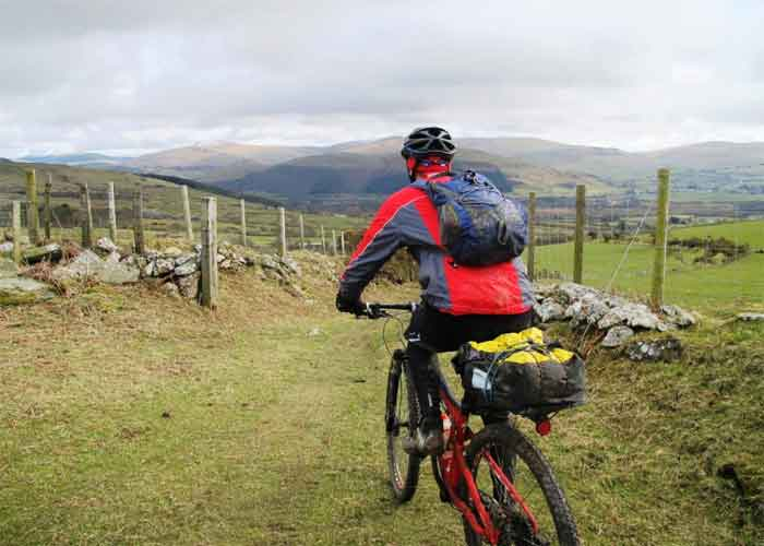 Contour Cycling Routes & Cycling Hire In Herefordshire