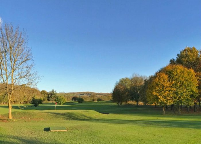 Brockington Golf Courses In Herefordshire