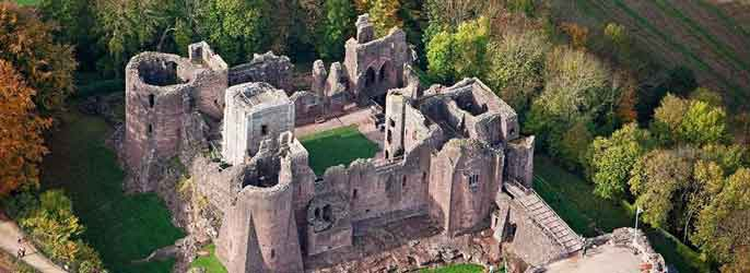 English Heritage In Herefordshire