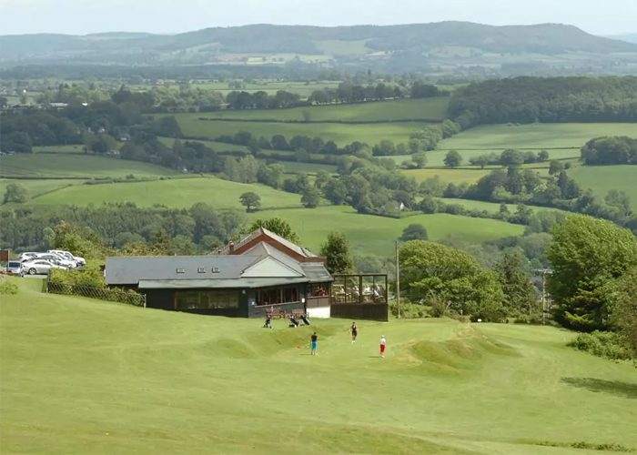 Kington Golf Courses In Herefordshire