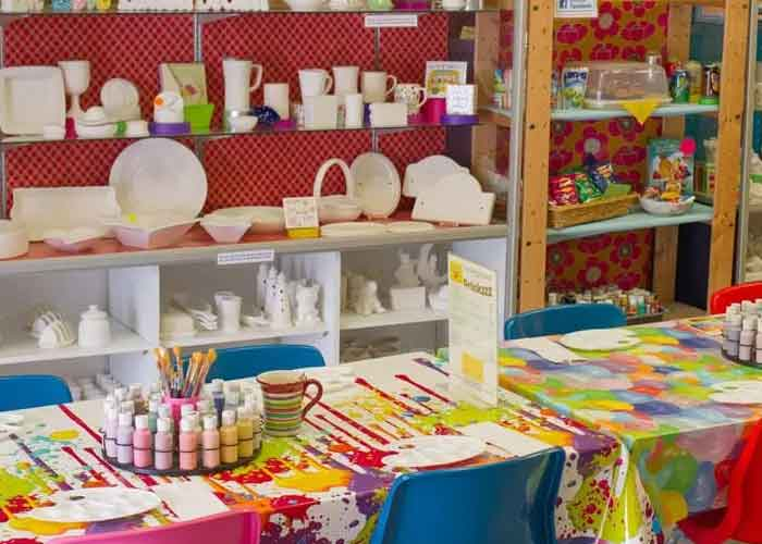 Pottery Family Breaks In Herefordshire