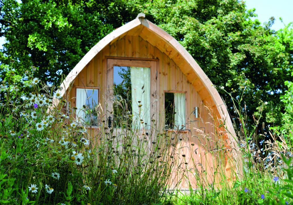 Unique Accommodation In The Midlands Alderford