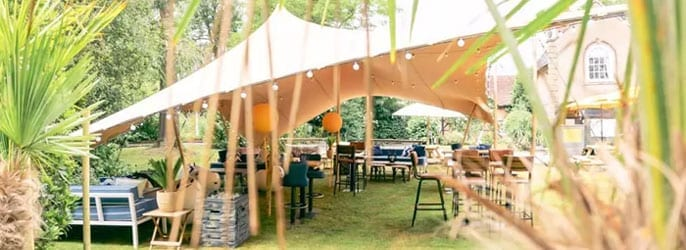 Alfrescofest At The Orangery Worcestershire