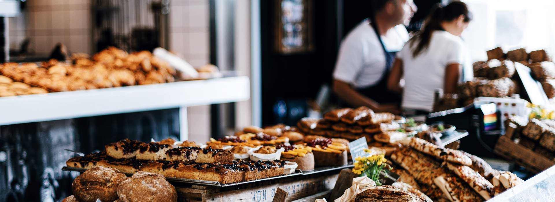 Bakeries In Gloucestershire