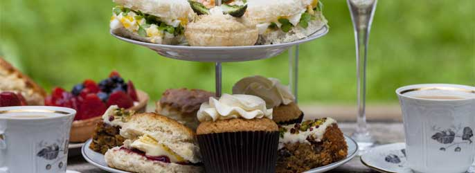 Cream Teas In Herefordshire