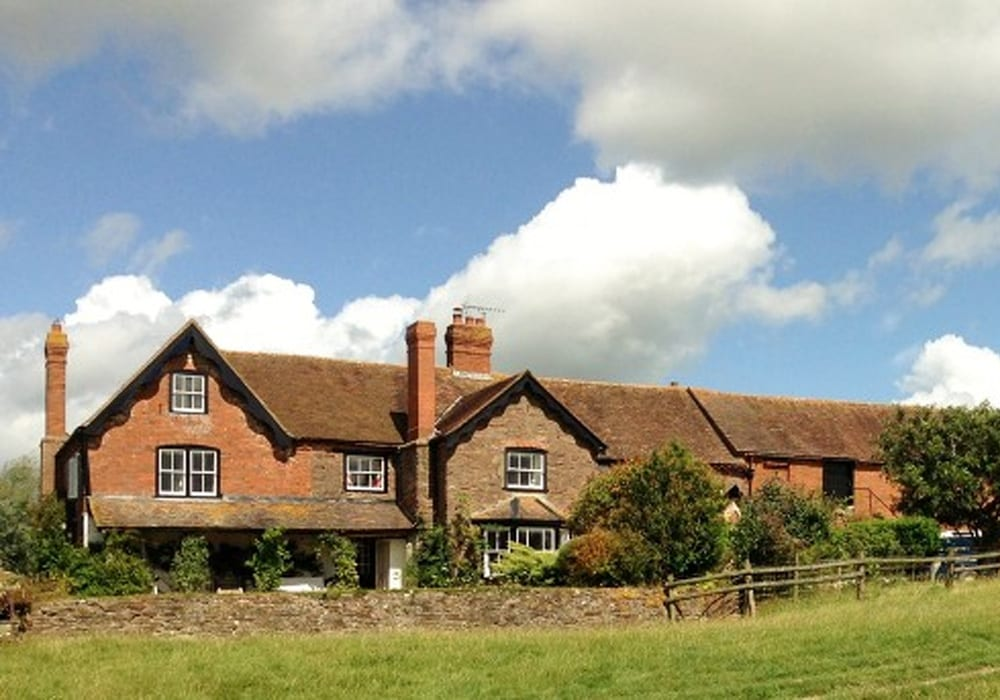 Lower House Farm Bed And Breakfast