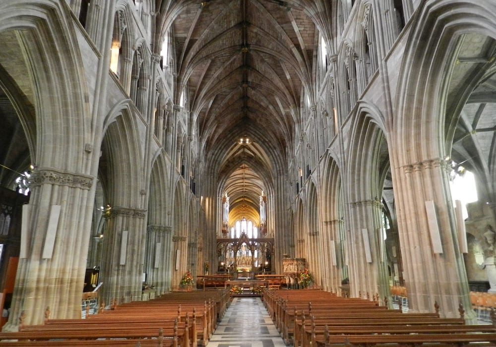 Worcester Cathedral City