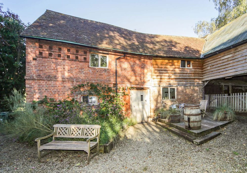 Accommodation In Worcestershire Hop Pickers House