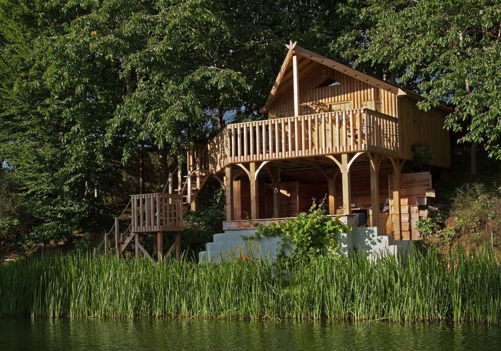 Accommodation In Worcestershire Temevale Glamping
