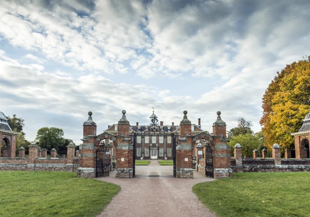 Hanbury Hall Attractions In Worcestershire