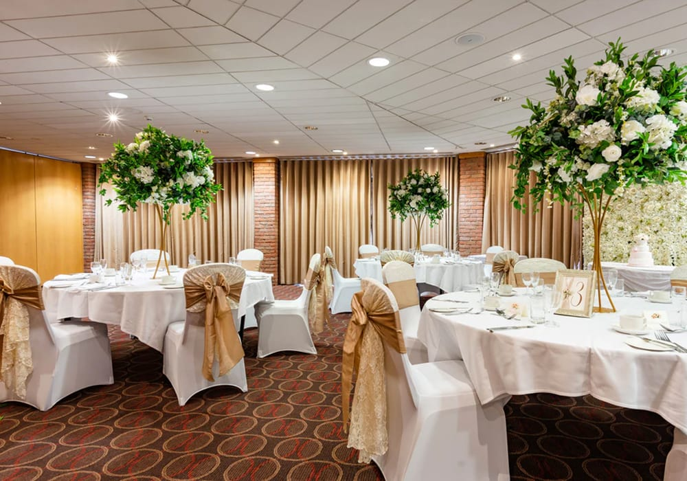 Wedding Venues In Worcestershire Abbey Hotel