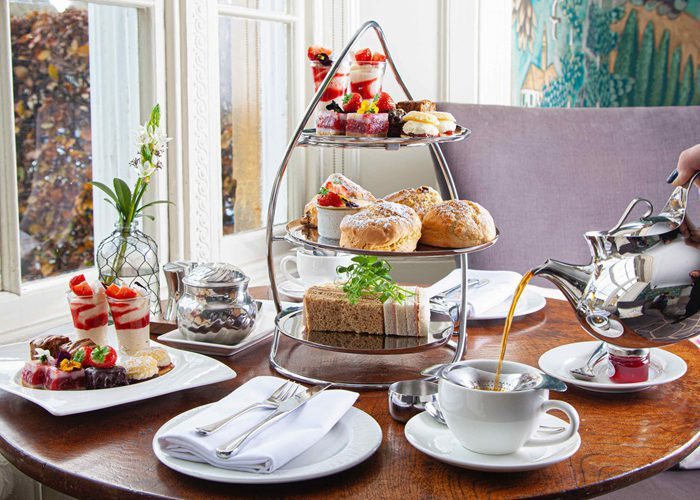 Cotswold House Afternoon Tea
