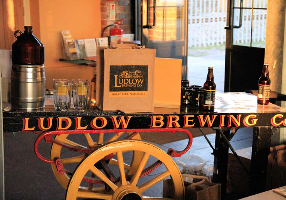 Ludlow Brewing Company Shropshire