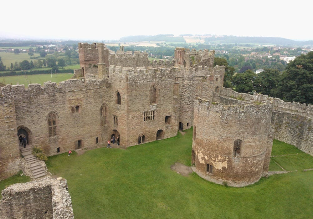 Best Things To Do In Shropshire Ludlow Castle
