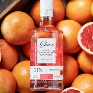 Chase Pink Grapefruit Pomelo Gin 40 Abv 70cl