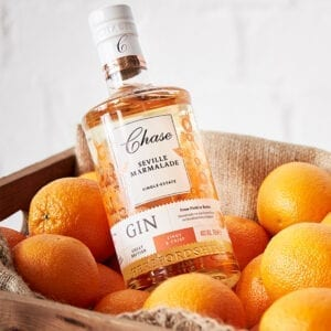 Chase Seville Marmalade Gin 40 Abv 70cl