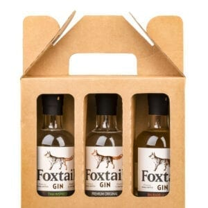 Foxtail Gin 3 X 20cl Gift Box