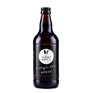Mr Magpies Bitter 500ml 4 8 Abv