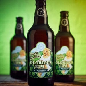 Wye Valley Brewery Glorious Ipa 500ml 6 0 Abv