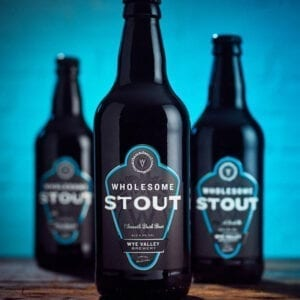 Wye Valley Brewery Wholesome Stout 500ml 4 6 Abv